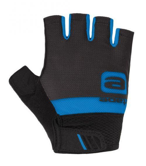 Cyklistické rukavice Etape Air, černá/modrá - vel. XL