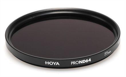 Hoya šedý filtr ND 64 Pro digital 55 mm