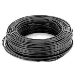 Vodič instalační drát tvrdý (CY)  H07V-R 16 černá