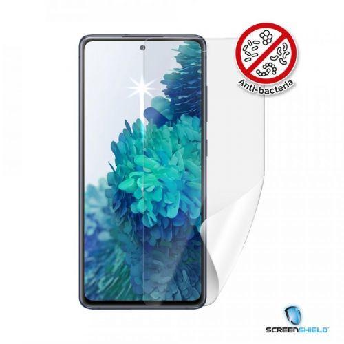 Ochranná fólie Screenshield Anti-Bacteria pro Samsung Galaxy S20FE