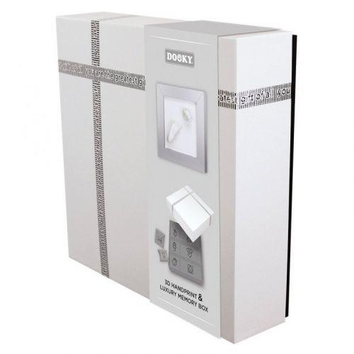 Dooky 3D Handprint & Luxury Memory Box