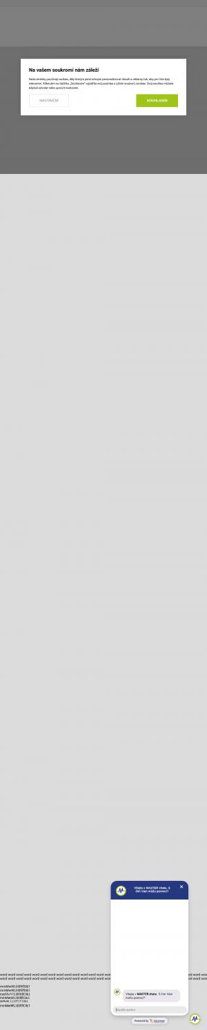 Vzled internetové stránky obchodu Nejlevnejsisport.cz
