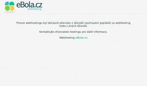 Vzled internetové stránky obchodu Puvabna.cz
