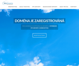 Vzled internetové stránky obchodu eshop.itmes.cz