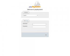 Vzled internetové stránky obchodu VseNaDoma.cz