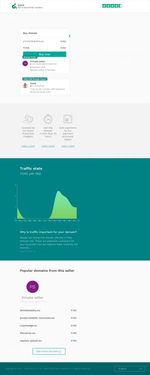 Vzled internetové stránky obchodu Provozní kapaliny