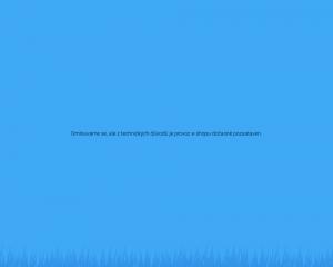 Vzled internetové stránky obchodu JC Baits
